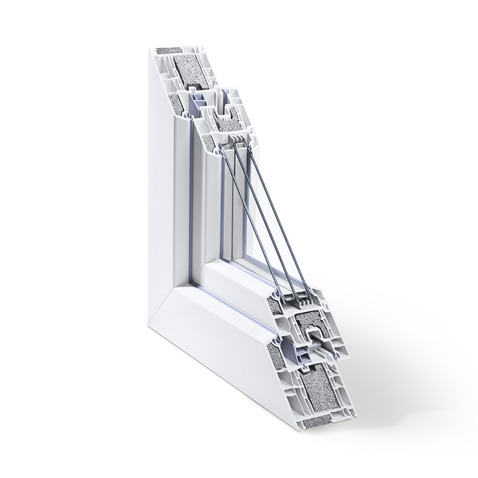 Rehau geneo phz fenetres portes volets fabricant for Fabricant menuiserie pvc